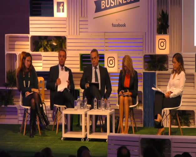 Policy Panel στην εκδήλωση του ΕΒΕΑ & Facebook: Boost Your Business, 2.11.2016